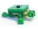 Part No: mineturtle01  Name: Minecraft Turtle - Brick Built