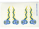Part No: multistk0013  Name: Sticker Sheet for Sets 1788, 6256, 6264, 6278, and 6292 - (822070)