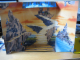 Part No: paper04  Name: Paper, Cardboard Backdrop Reversible with Castle / Aquanaut Pattern - Lego Club UK