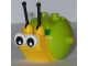 Part No: snail01  Name: Snail, The Lego Movie - Brick Built