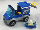 Part No: spa0006  Name: Jurassic World Truck - Set 10758