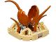 Part No: spa0017  Name: Sarlacc - Set 75174 Brick Built