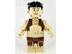 Part No: spa0044  Name: Grawp - Set 75967 - Brick Built