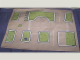 Part No: tplan01  Name: Town Plan Board, Plastic Small Soft (60cm x 79 1/2cm) - Sets 200 / 1200