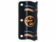 Part No: x73  Name: Plastic Flag 3 x 6 Ninja Pattern Black