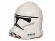 Part No: 11217pb09  Name: Minifigure, Headgear Helmet SW Clone Trooper with Ep.3 Pattern