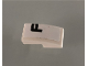 Part No: 11477pb090L  Name: Slope, Curved 2 x 1 with Letter F Pattern Model Left Side (Sticker) - Set 42096