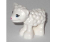 Part No: 15695pb01  Name: Lamb with Eyes and Nose Pattern - (Undetermined Version)