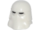 Part No: 16501pb01  Name: Minifigure, Headgear Helmet SW Snowtrooper with Black Eye Holes Pattern