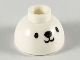 Part No: 20952pb04  Name: Brick, Round 1 1/2 x 1 1/2 x 2/3 Dome Top with Animal Face Steamed Bun Pattern