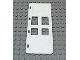 Part No: 2209  Name: Duplo Door 1 x 3 x 5 with Four Panes