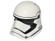 Part No: 24203pb02  Name: Large Figure Head Modified SW First Order Stormtrooper Pattern