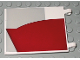 Part No: 2525ps1  Name: Flag 6 x 4 with Jedi Starfighter Pattern