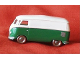 Part No: 258pb01  Name: HO Scale, VW Van with Green Base