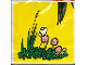 Part No: 2756pb004  Name: Duplo Tile 2 x 2 x 1 with Goat Mosaic Picture 04 Pattern (Set 1078)