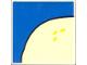 Part No: 2756pb163  Name: Duplo Tile 2 x 2 x 1 with Polar Bear Mosaic Picture 01 Pattern (Set 1079)