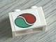 Part No: 3004pb025  Name: Brick 1 x 2 with Octan Logo Pattern (Sticker) - Set 6335