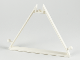 Part No: 30108  Name: Belville Tent Frame 1 x 12 x 8 Triangle with Recessed Top Stud, Towball on Sides