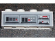 Part No: 3010pb112  Name: Brick 1 x 4 with Control Panel Pattern (Sticker) - Set 6211