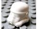 Part No: 30408  Name: Minifigure, Headgear Helmet SW Stormtrooper, Plain