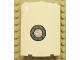 Part No: 30562pb015  Name: Cylinder Quarter 4 x 4 x 6 with Porthole Near Bottom Pattern (Sticker) - Set 4982