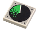 Part No: 3068bpb0017  Name: Tile 2 x 2 with Groove with Radar Scope Pattern