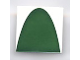 Part No: 3068bpb0086  Name: Tile 2 x 2 with Groove with Dark Green Solid Arch Pattern