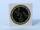 Part No: 3068bpb0153  Name: Tile 2 x 2 with Groove with Map Stars and Constellations Pattern (Sticker) - Set 5378
