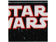 Part No: 3068bpb0224  Name: Tile 2 x 2 with Groove with Star Wars Mosaic Falcon and X-wing Pattern  2 - 'STAR WARS'