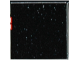 Part No: 3068bpb0225  Name: Tile 2 x 2 with Groove with Star Wars Mosaic Falcon and X-wing Pattern  3 - End of 'R' and 'S'