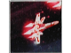 Part No: 3068bpb0233  Name: Tile 2 x 2 with Groove with Star Wars Mosaic Falcon and X-wing Pattern 11 - X-wing centered