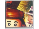Part No: 3068bpb0264  Name: Tile 2 x 2 with Groove with Indiana Jones Raiders Pattern 21 - Marion