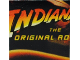 Part No: 3068bpb0266  Name: Tile 2 x 2 with Groove with Indiana Jones Temple of Doom Pattern  2 - 'INDIANA'