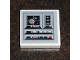 Part No: 3068bpb0306  Name: Tile 2 x 2 with Groove with SW Star Destroyer Control Panel Pattern Starboard Side (Sticker) - Set 6211