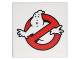 Part No: 3068bpb1031  Name: Tile 2 x 2 with Groove with Ghostbusters Logo Pattern