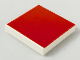 Part No: 3068pb45  Name: Tile 2 x 2 with Scala Red Top Pattern