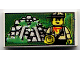 Part No: 3069bpx30  Name: Tile 1 x 2 with Groove with Minifigure and Jungle Ruins Pattern