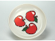 Part No: 31333pb02  Name: Duplo Utensil Dish with 3 Apples Pattern