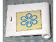 Part No: 3194pb03  Name: Door 1 x 5 x 4 Right with Interfrigo Snowflake Logo Pattern (Sticker) - Set 147