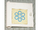 Part No: 3195pb03  Name: Door 1 x 5 x 4 Left with Interfrigo Snowflake Logo Pattern (Sticker) - Set 147