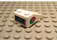 Part No: 3298pb036  Name: Slope 33 3 x 2 with Air Intake on Back and Octan Logo on Both Sides Pattern (Stickers) - Set 8216