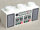 Part No: 3622px1  Name: Brick 1 x 3 with Radio and Tape Player Pattern