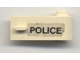 Part No: 3821pb018  Name: Door 1 x 3 x 1 Right with 'POLICE' Pattern (Sticker) - Set 6681