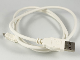 Part No: 39881c01  Name: Electric, Cable USB for Spike Prime, USB A-Type Male to USB Micro-B-Type Male (Length 1 meter/3 Feet)