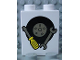 Part No: 4066pb187  Name: Duplo, Brick 1 x 2 x 2 with Tire with Wheel, Screwdriver and Wrench Pattern