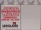 Part No: 4066pb300  Name: Duplo, Brick 1 x 2 x 2 with Star Wars Weekend 2007 Pattern