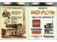 Part No: 4066pb419  Name: Duplo, Brick 1 x 2 x 2 with HISPABRICK 4 i 5 de Desembre (2010) and HISPALUG Pattern