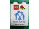 Part No: 4066pb429  Name: Duplo, Brick 1 x 2 x 2 with LEGO Duplo Pottery Barn Kids November 20-21, 2010 Pattern