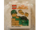 Part No: 4066pb446  Name: Duplo, Brick 1 x 2 x 2 with Super Heroes Hulk Pattern