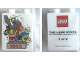 Part No: 4066pb457  Name: Duplo, Brick 1 x 2 x 2 with The Lego Store Flatiron District 1853 3 of 6 Pattern